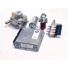 BRC Sequent Plug & Drive 4 cilindru komplekts