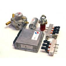 BRC Sequent Plug & Drive 8 cilindru komplekts