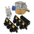 tronic AG 6 cil.Kit / Baracuda rail / KME Gold