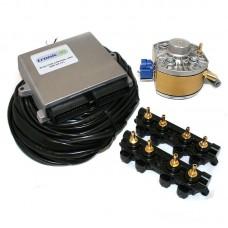 tronic AG 8 cil.Kit / Baracuda rail /  KME Gold